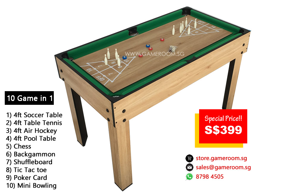 Singapore Leading Compact Foosball Soccer Table Factory Outlet